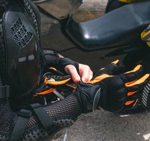 Abbigliamento da moto